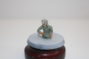 Nordwind 1/48 NWP 005 Tiger Commander in Turret, halffigure