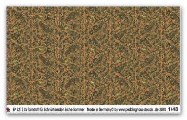 Peddinghaus-Decals 1/48 2213 SS camo smoke Schnürhemden oak summer