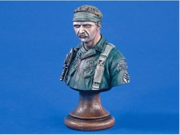 Verlinden VP 1820 200 mm Special Forces American Heroes Bust