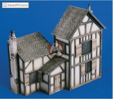 Verlinden VP 2272 German Farm House (Resin)