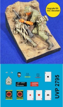 Verlinden VPU 2795 Hamburger Hill Vietnam grunt incl Decal