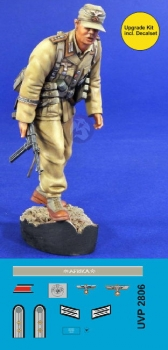 Verlinden VPU 2806 Afrika Corps Officer incl Decals