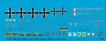 Peddinghaus-Decals 1/48 1240 german Starfighter Jabo 34 Memmingen