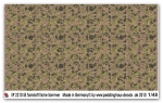 Peddinghaus-Decals 1/48 2210 Camo smoke Oak summer of the Waffen SS