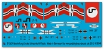 Peddinghaus 1/200 2639 Battleschip Tirpitz markings
