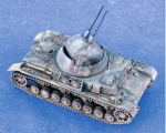 Verlinden VP 2327 Kugelblitz Turret for Pz.IV  (Tamiya)